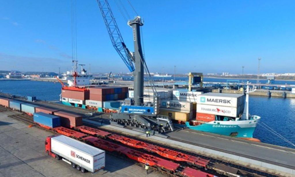 Uppsving för tågtransporter från Kina