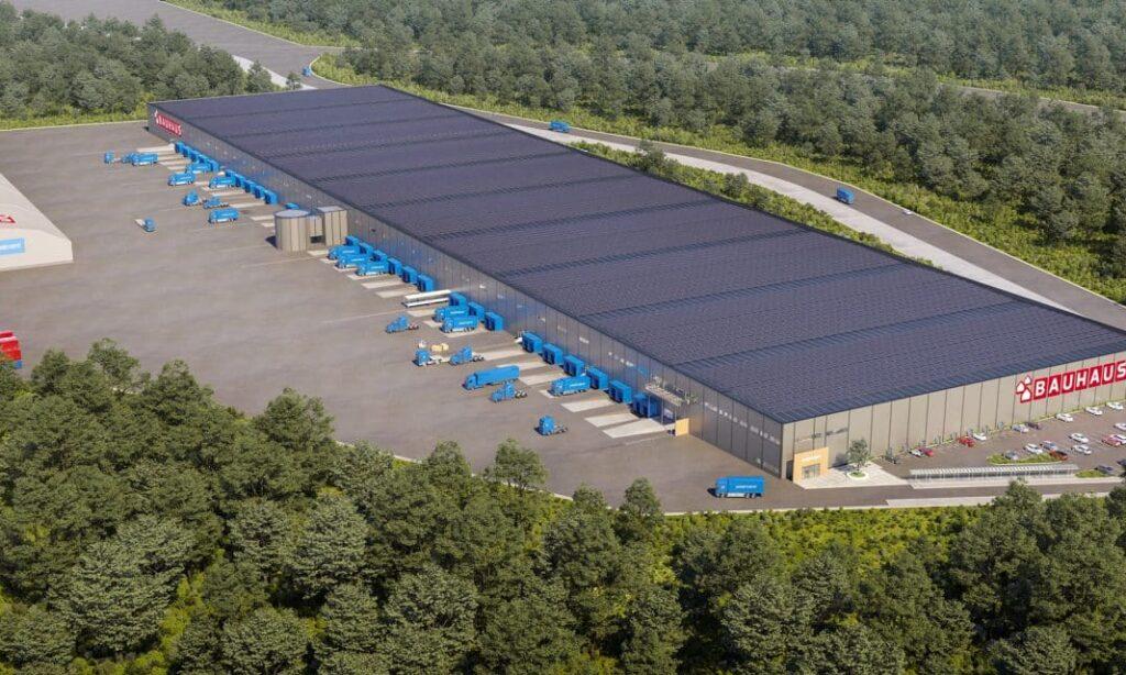 Corona tillväxtmotor för logistikytor