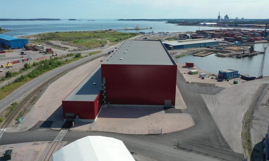 ÅLE finalist 1: Yilport/Gävle hamn